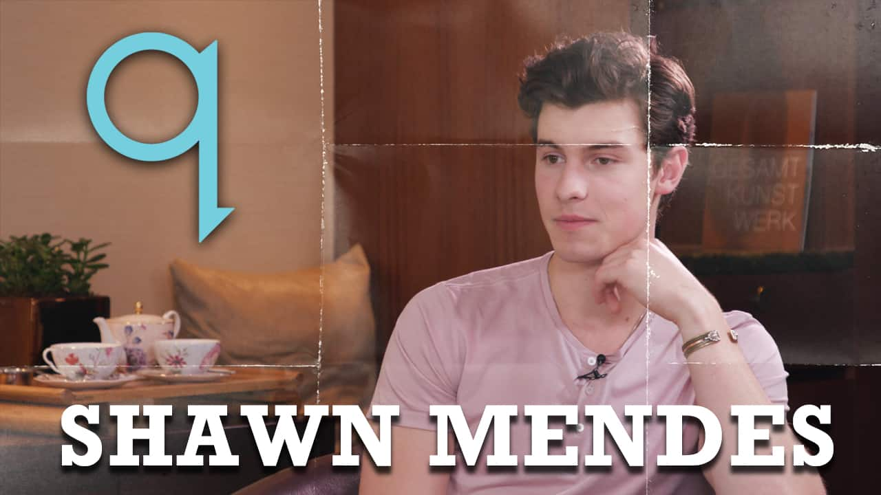 88f5c2d6f Shawn Mendes on success, anxiety and his love for Ronaldo. The Canadian  megastar rose to ...