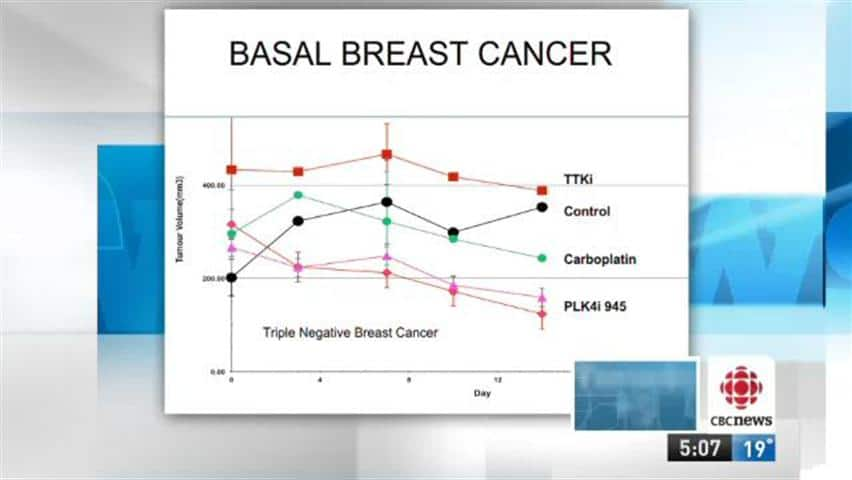 Experimental Drug Shows Promise In Treating Breast Ovarian Cancer Cbc News