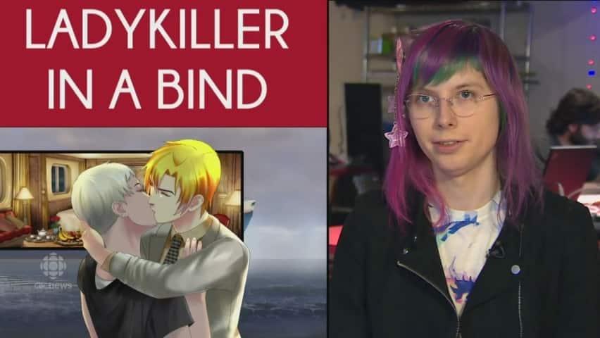 ladykiller in a bind vndb