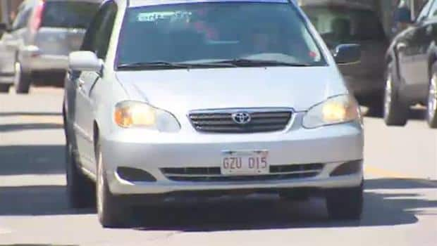 Licence plates recalled - CBC Player