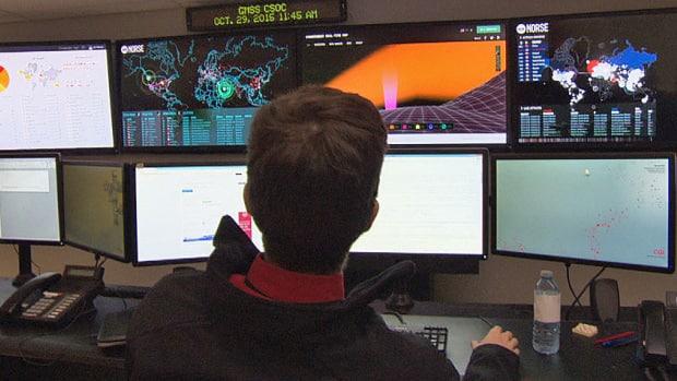Canada 'failing' in fight against cybercrime