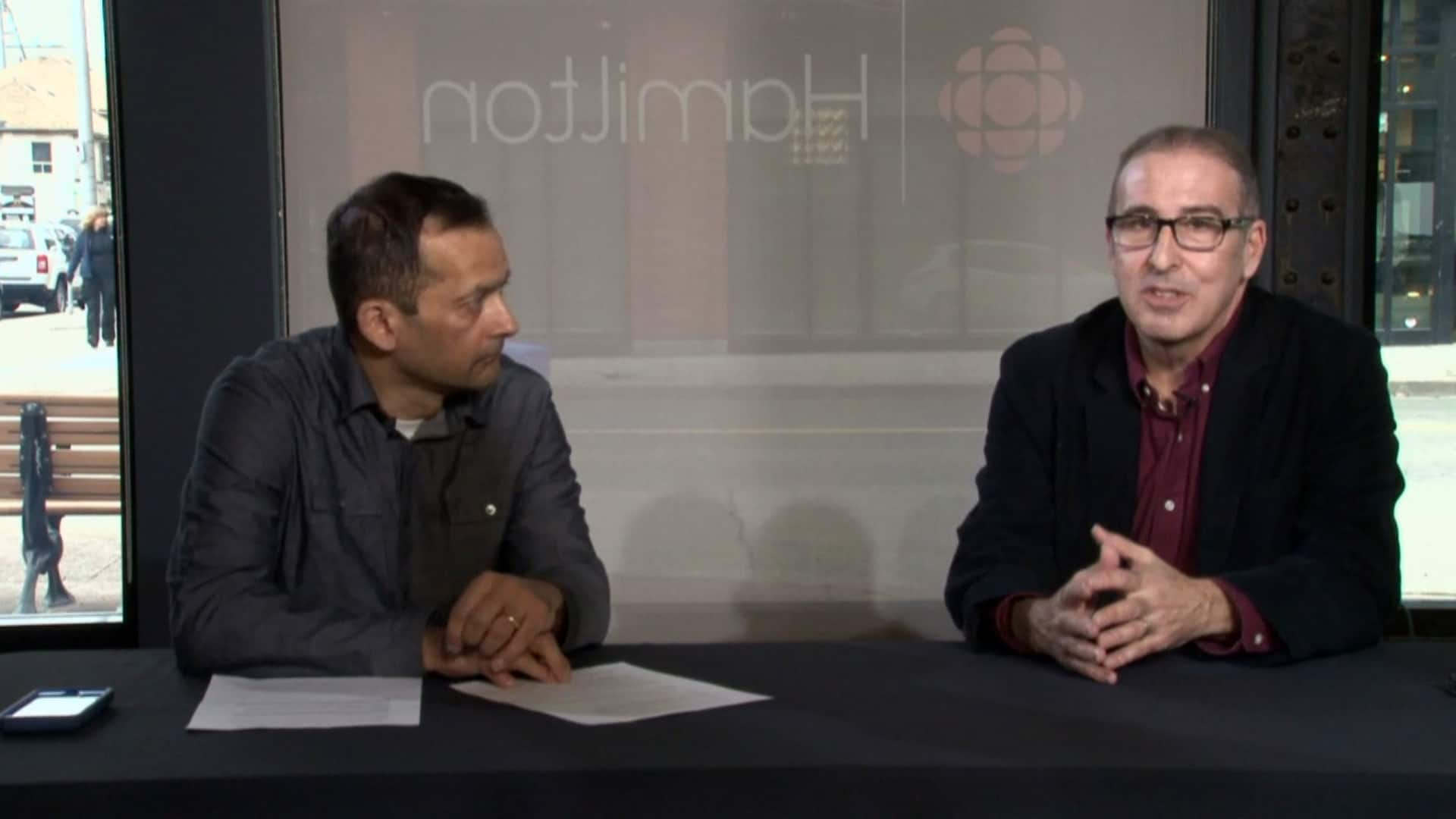 Why We Strike Hamilton Teacher Explains Why He S On The Picket Line Cbc News