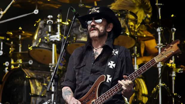 Motorhead's Lemmy dead at age 70