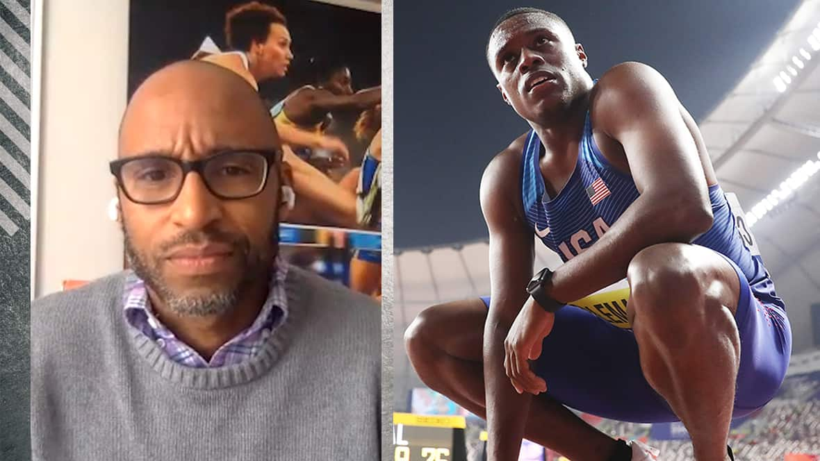 Morgan Campbell explores what happened to banned sprinter Christian Coleman