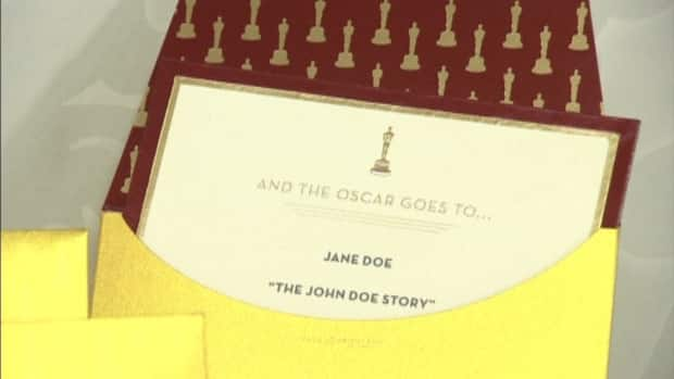 feature and the oscar envelope goes to   cbc player