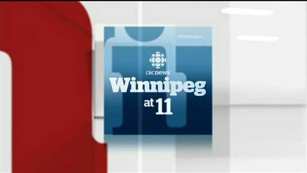 News Winnipeg (Late Night) - CBC News Winnipeg at 11 p.m. - May 13, 2013
