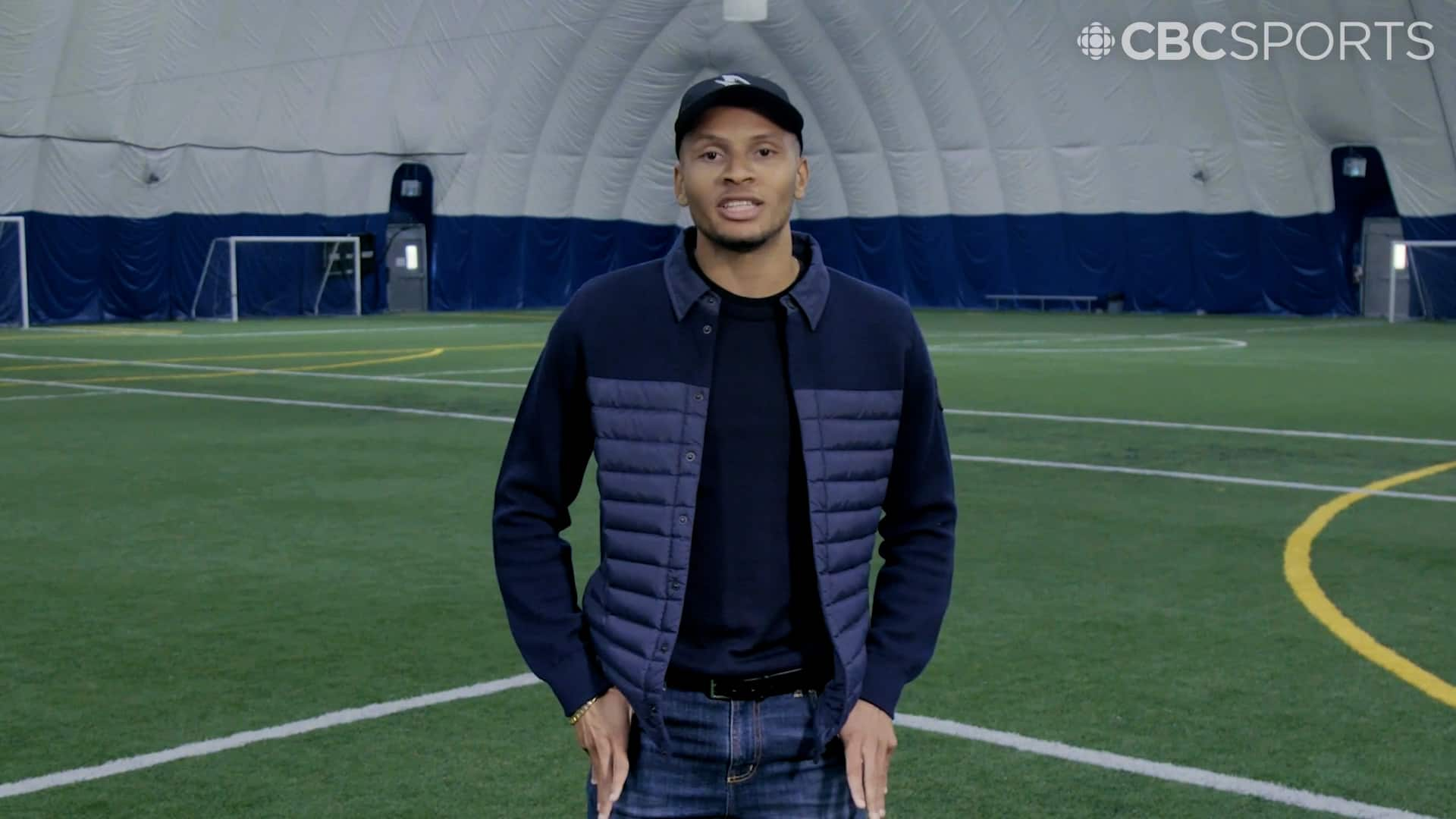 Andre De Grasse on his plan to get even faster on the track