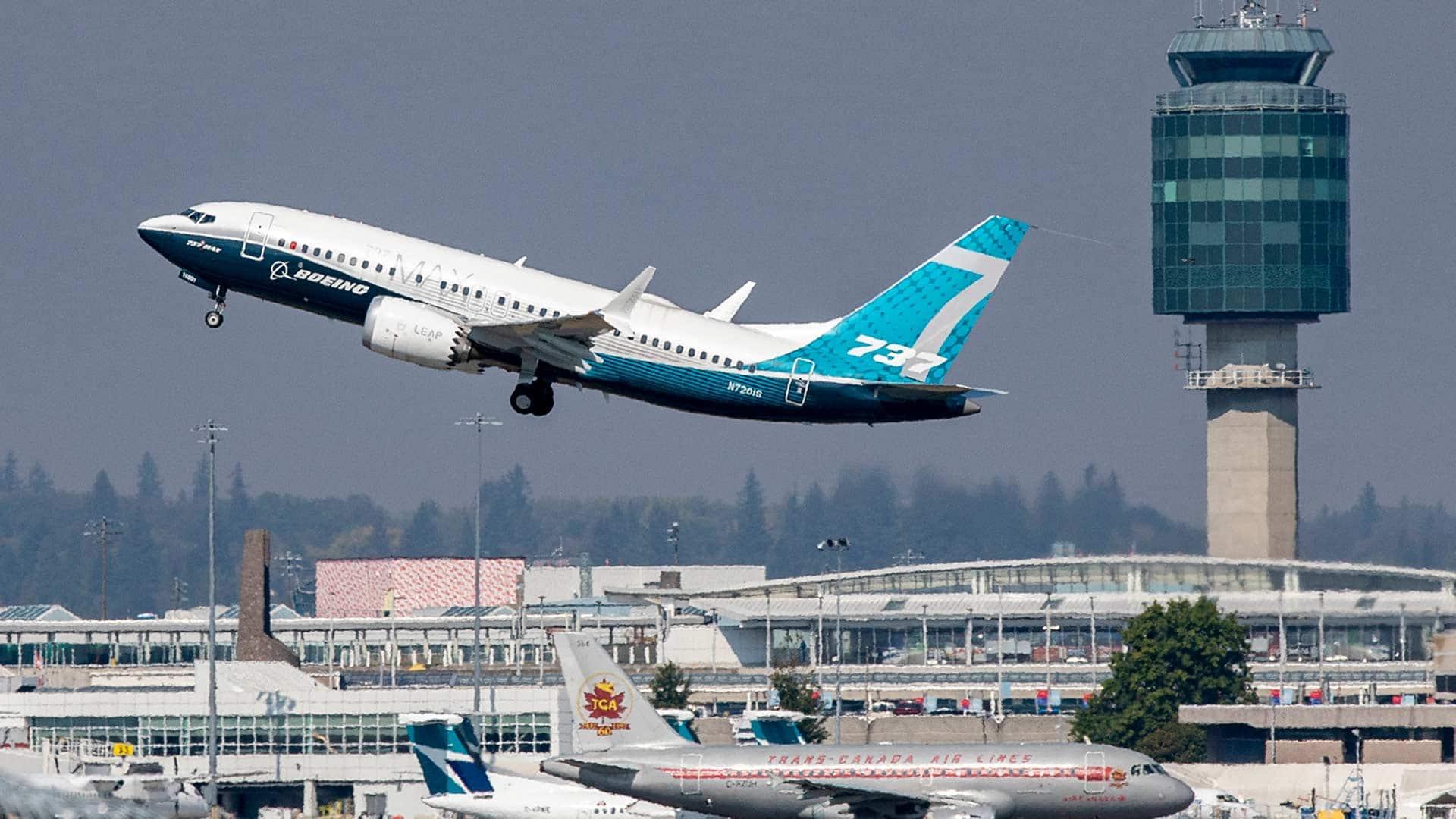 Senate investigators report flays FAA over Boeing jets