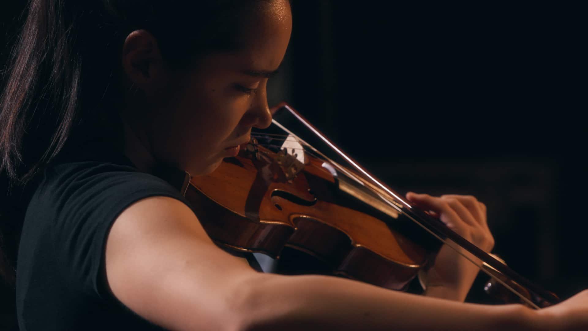 Clara Schumann: Romances for Violin and Piano, Op  22 | Emma Meinrenken and  Michael Berkovsky