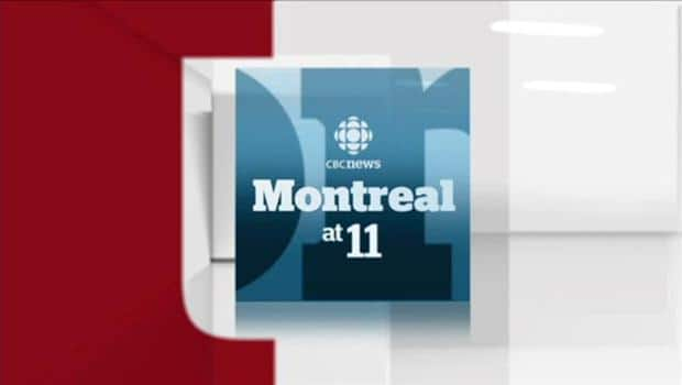 CBC News Montreal at 11 - CBC News Montreal at 11 - May 13, 2013