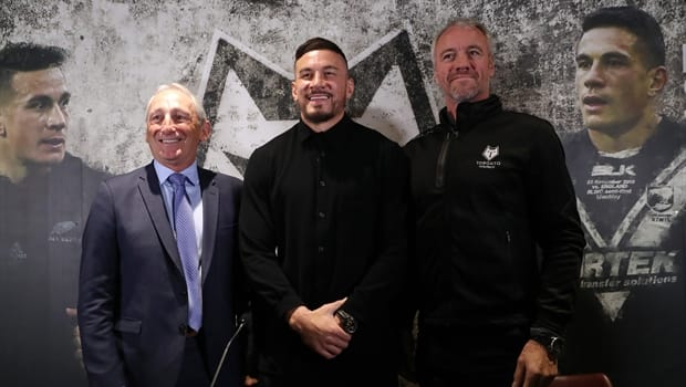 Toronto Wolfpack's Sonny Bill Williams on being the David Beckham of Rugby League - CBC.ca