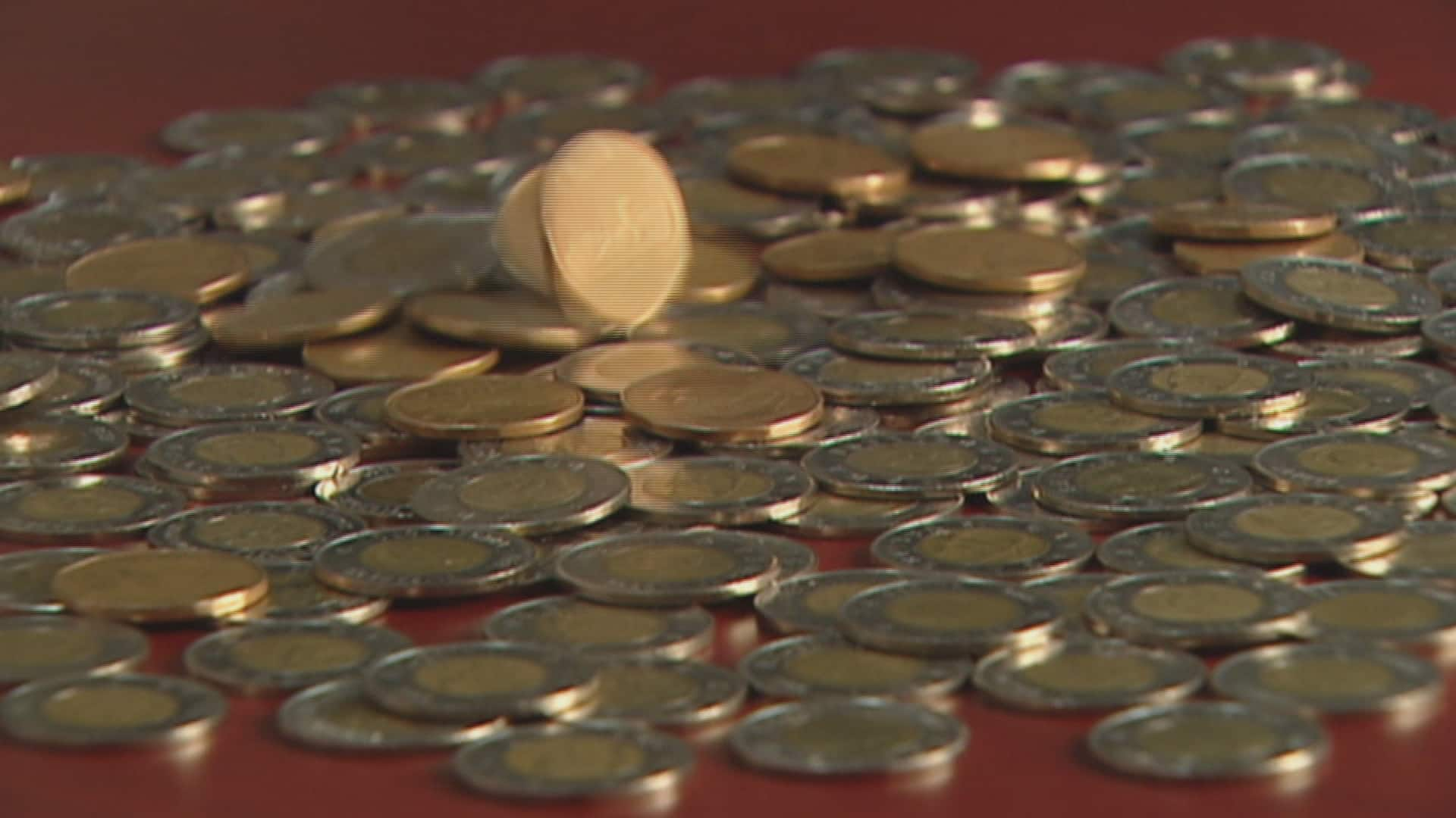 Loonie's descent likely to continue