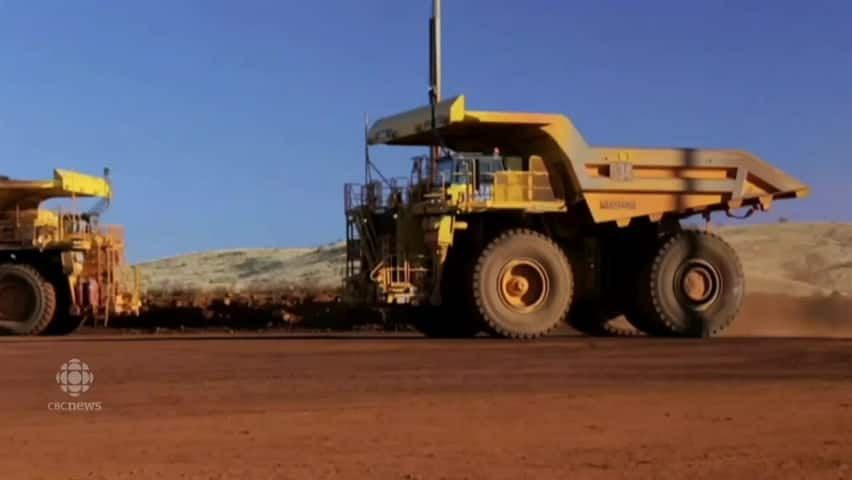 Jobs In Trucks >> Driverless Trucks Being Tested At Suncor