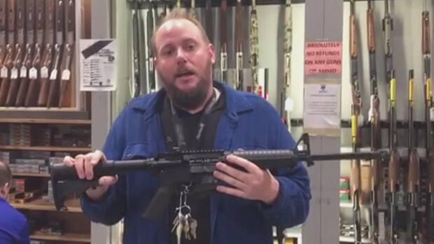 14a277b3668 Sudbury adventure store outlines Canadian AR-15