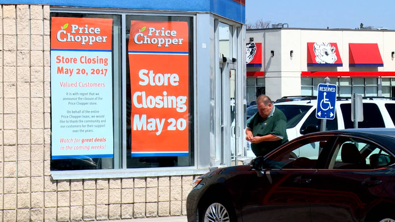 More layoffs in Winnipeg: 60 people to lose jobs as Price Chopper ...