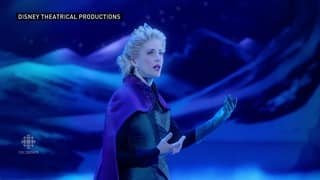 Caissie Levy's tips for how to sing Let It Go