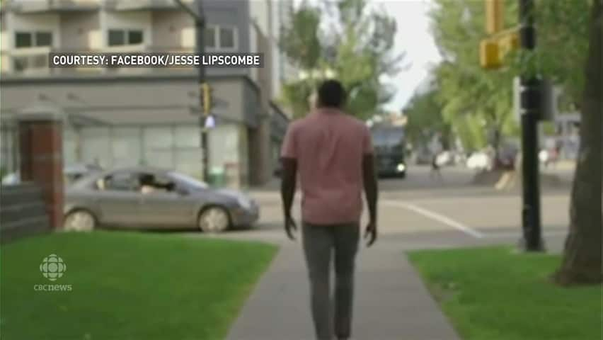 Edmonton man targeted by racial slurs captures 'disgusting' exchange on video