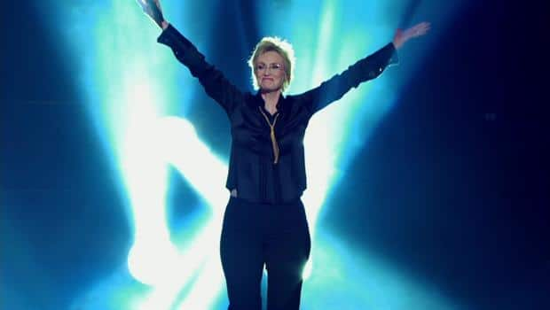 Jane Lynch just for laughs