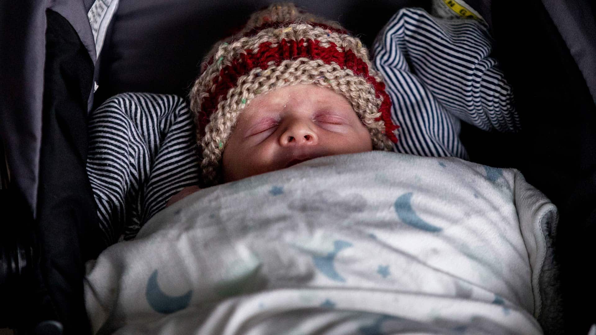 Baby comes home, as B.C. Mum remains in ICU Because of COVID-19 complications thumbnail