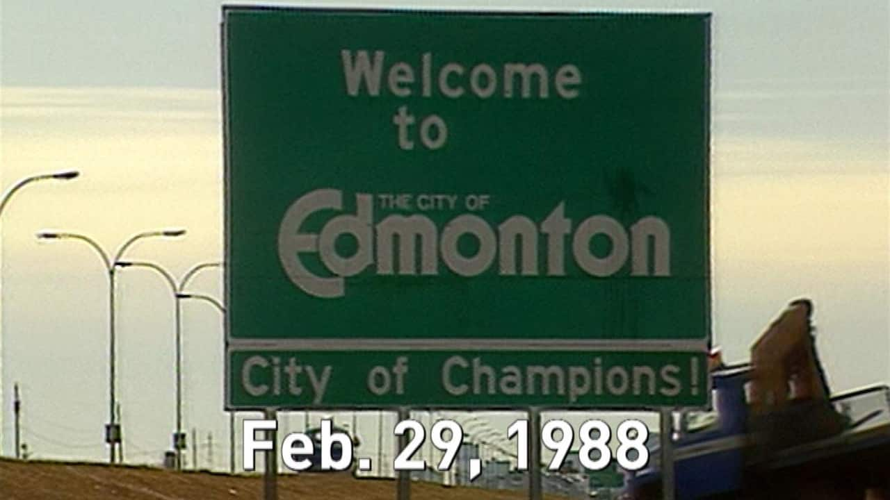 Added to welcome to edmonton signs