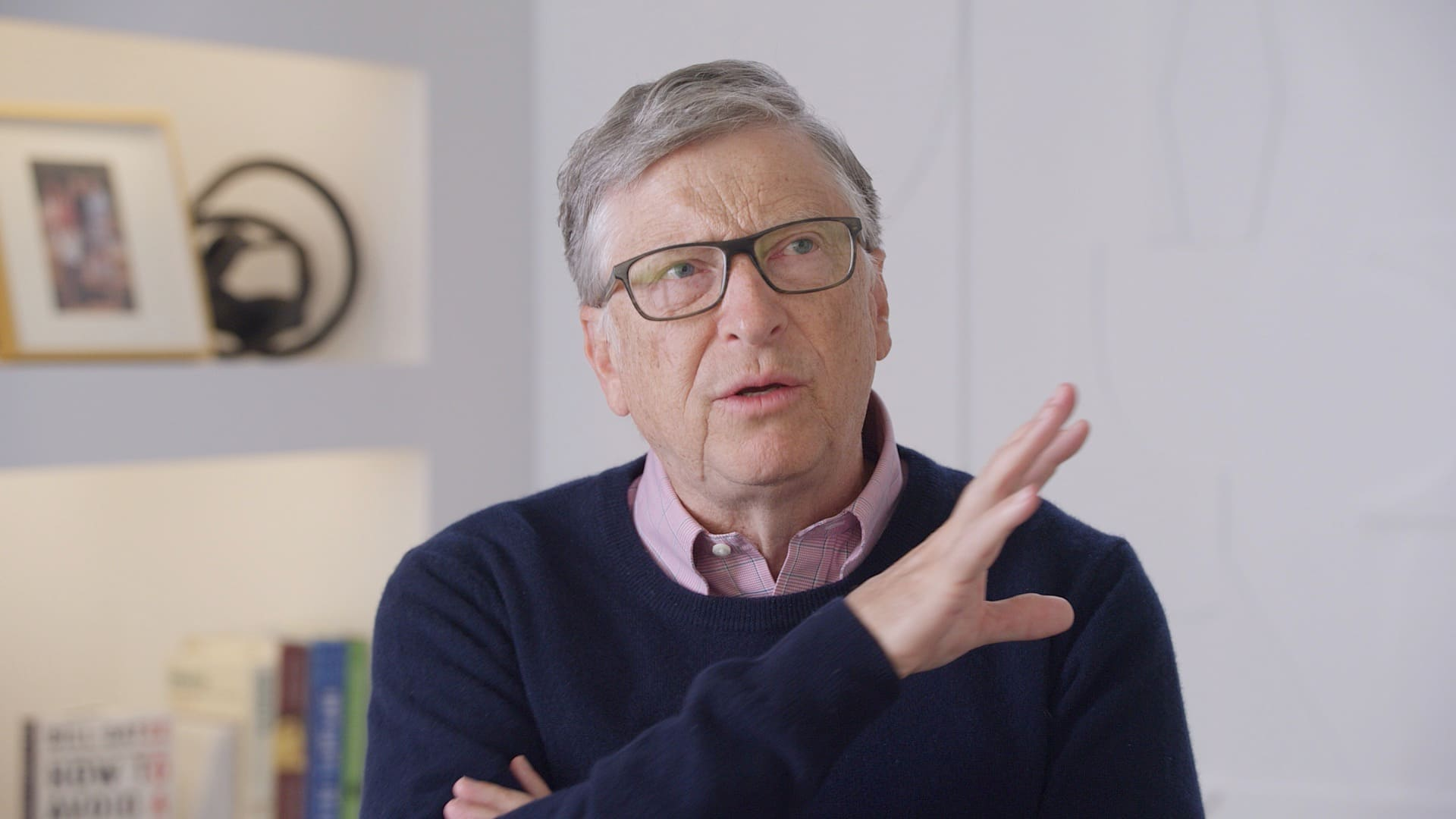 Bill Gates says shift to zero carbon world is an opportunity, not a death knell, for Canada's oilpatch