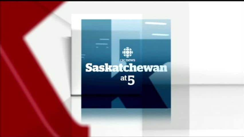 News - CBC News: Saskatchewan at 5 - May 21, 2013