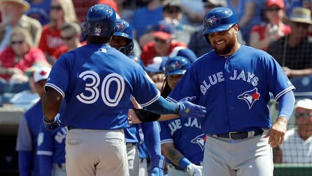 7c2e2b32910b18 Blue Jays welcome Bryce Harper to Phillies with 4-man outfield | CBC ...