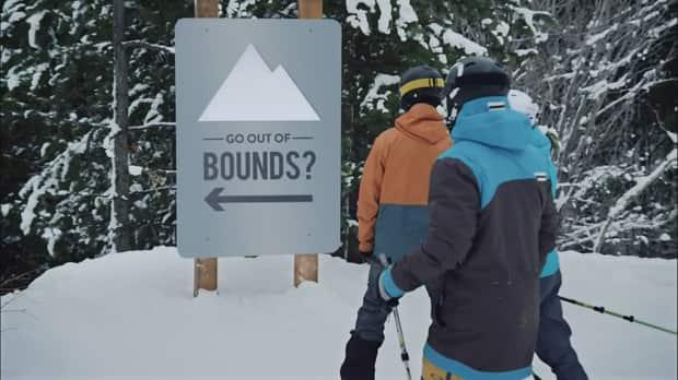 Fail coors light commercial shows skiers dropping out of bounds fail coors light commercial shows skiers dropping out of bounds with no avalanche gear snowbrains aloadofball Gallery