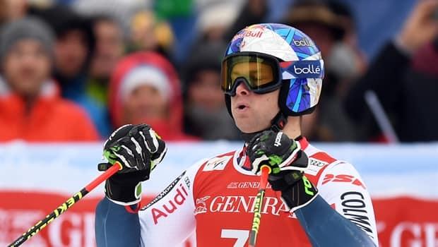 Alexis Pinturault 1st Men S Skier This Season To Win 2 Giant Slaloms Cbc Sports