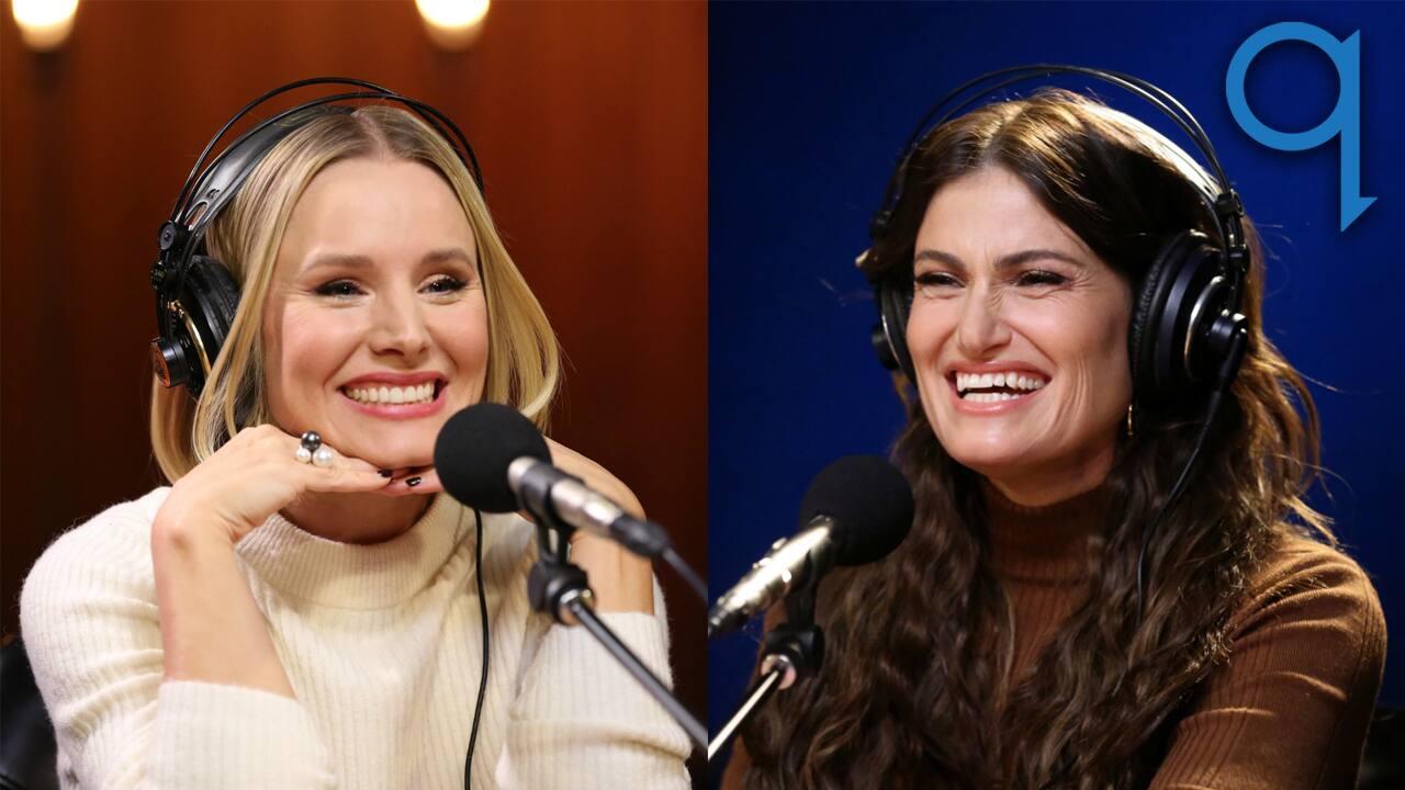 Idina Menzel And Kristen Bell Field Kids Frozen 2 Fan Questions