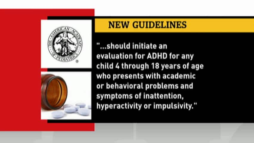 Ritalin and children