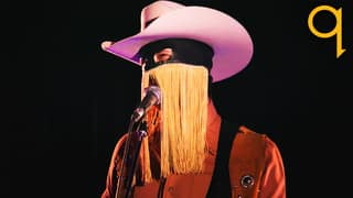 Meet Orville Peck, the masked country music star   CBC Radio