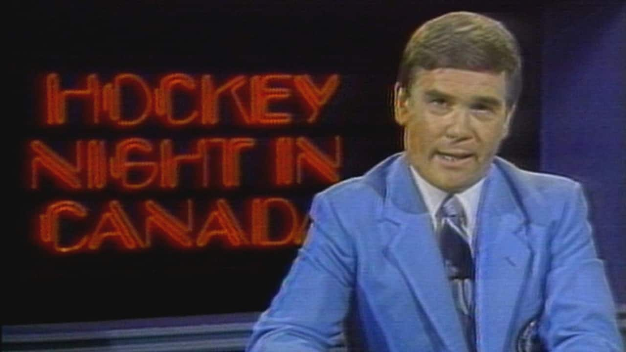 Why Dave Hodge Was Cut From The Hockey Night In Canada Team Cbc Archives