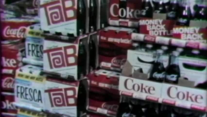 what diet drinks used cyclamates
