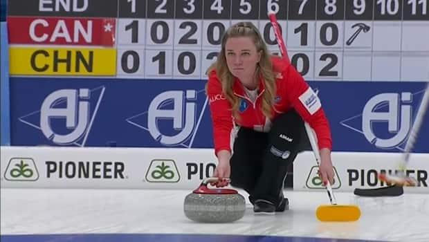 American curling teams suck