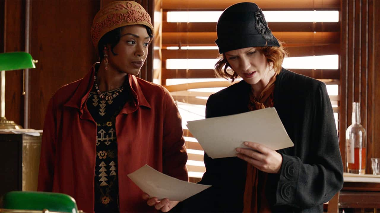 The Women of Frankie Drake Mysteries - CBC Player
