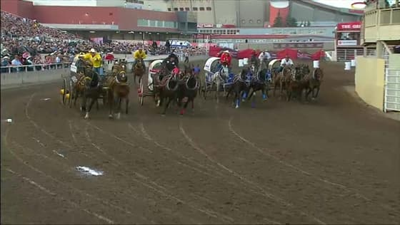 Calgary Stampede Rangeland Derby Day 2 Cbc Player