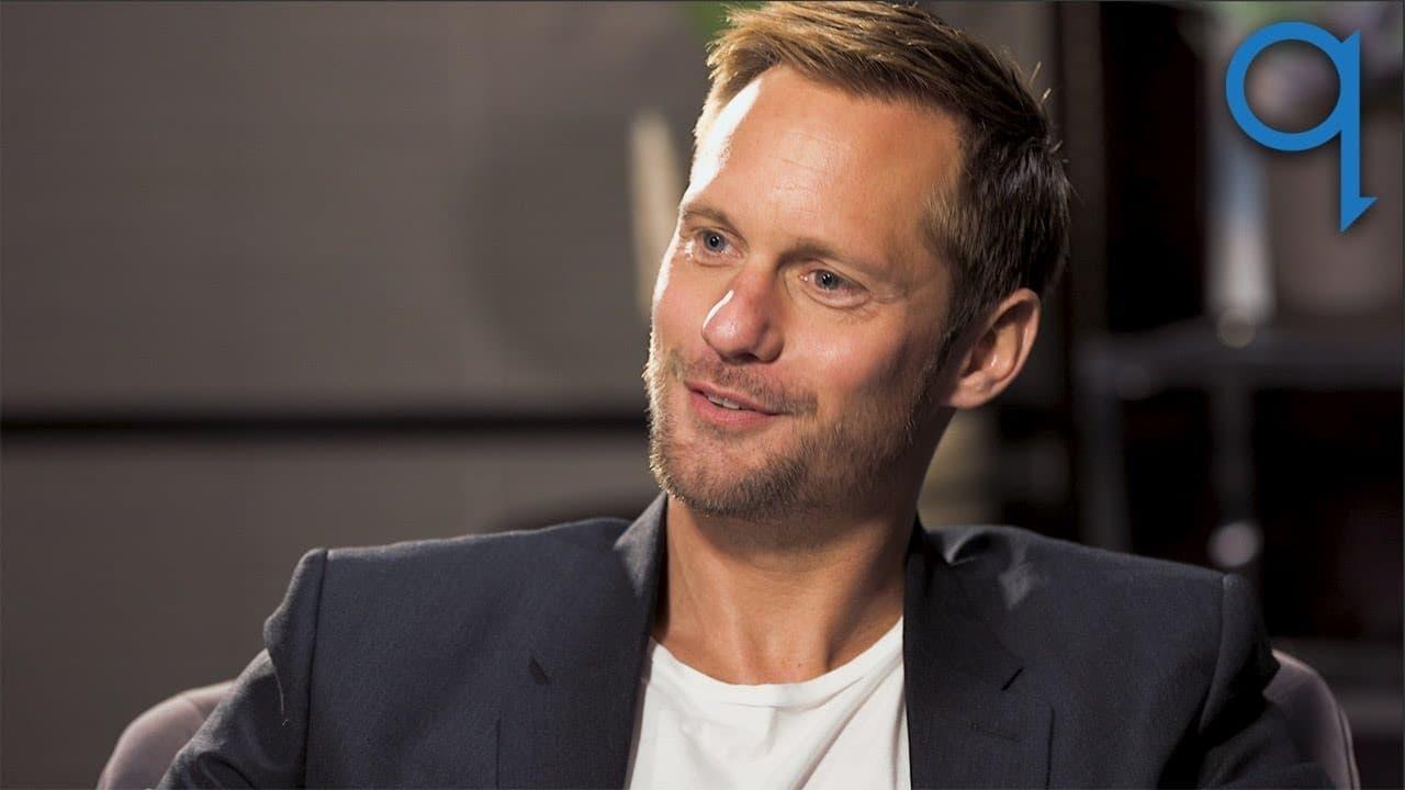 Alexander Skarsgård changes tack in The Hummingbird Project