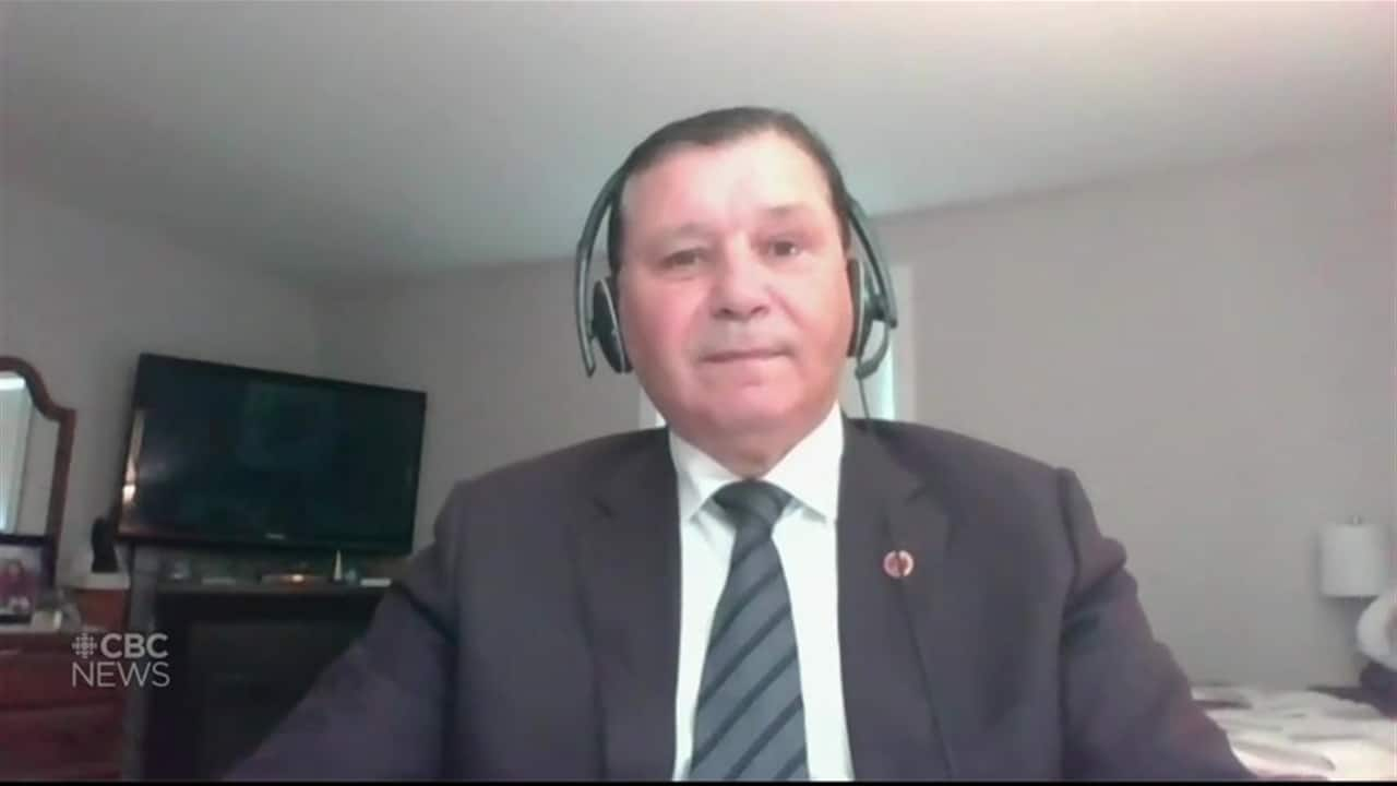 P.E.I. Sen. Brian Francis on truth and reconciliation, residential schools and government accountability