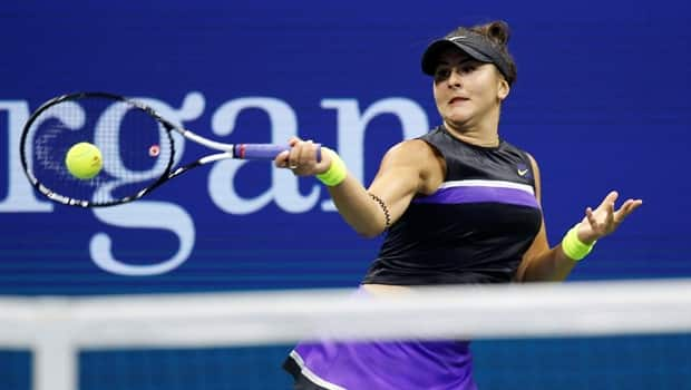Bianca Andreescu Prepares For Big U S Open Moment With Confidence