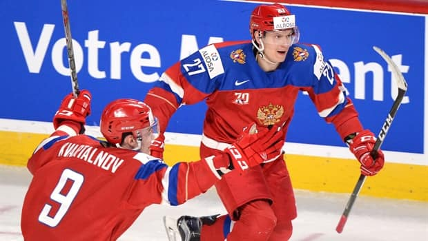 Russia Strikes Quickly In Ot Beats Sweden For World Junior Bronze