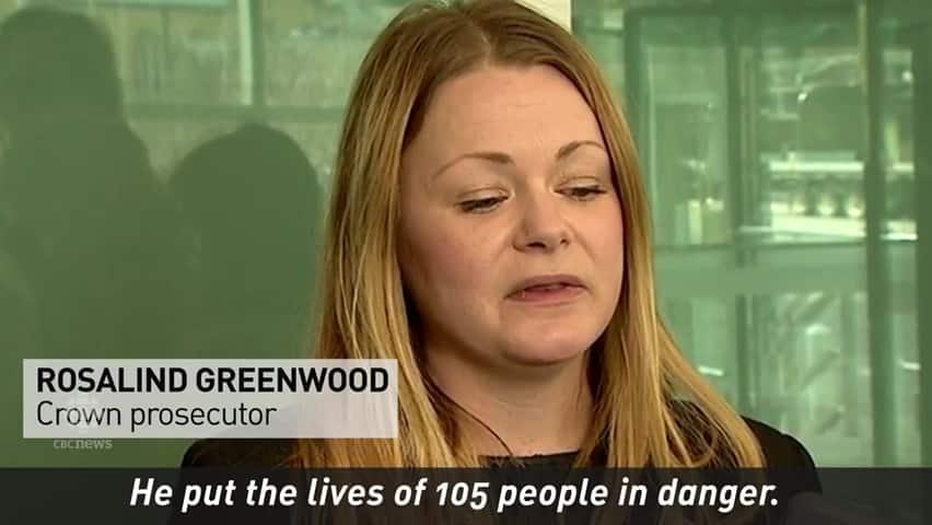 Crown prosecutor reacts to drunk pilot's 8-month sentence