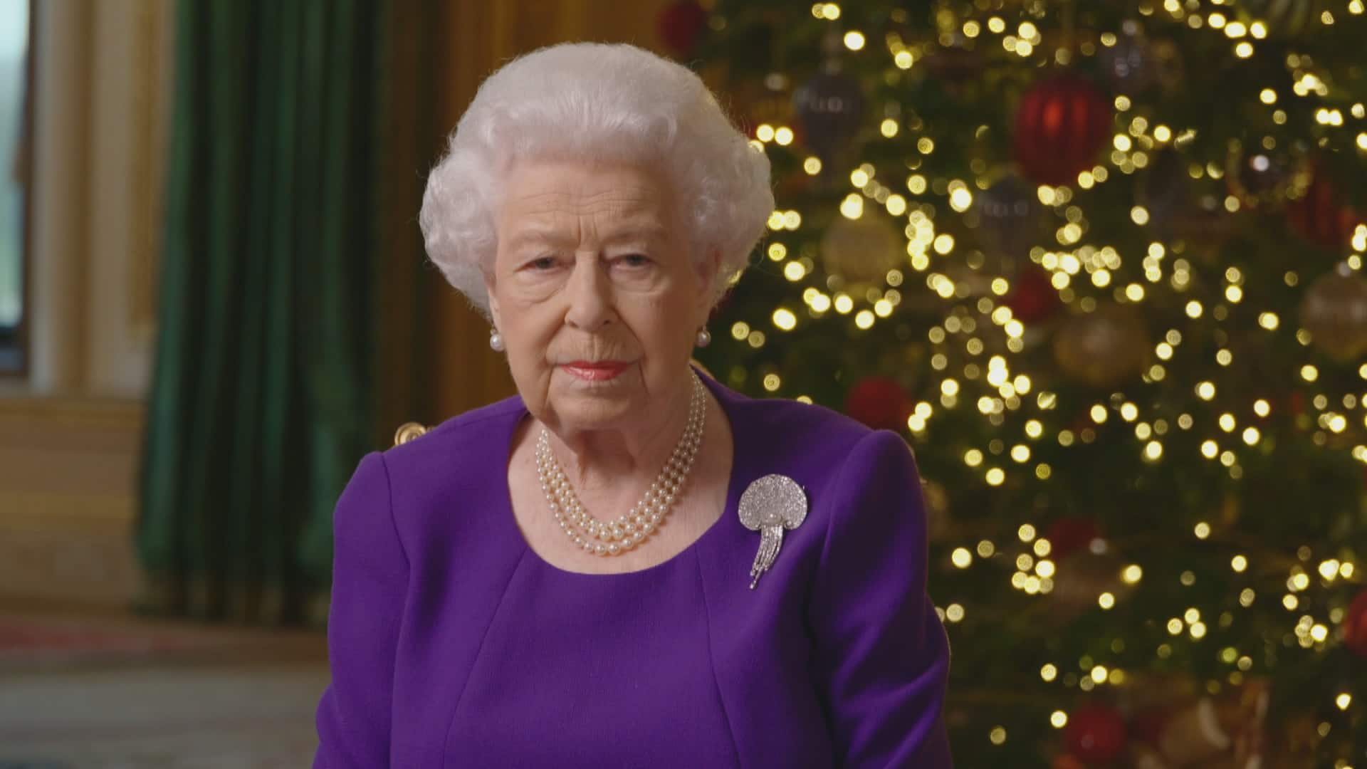 Queen Offers Message of Comfort to Everyone who 'Just Wanted a Hug' for Christmas as Monarch Says the 'Teachings of Christ Have Served as my Inner Light'