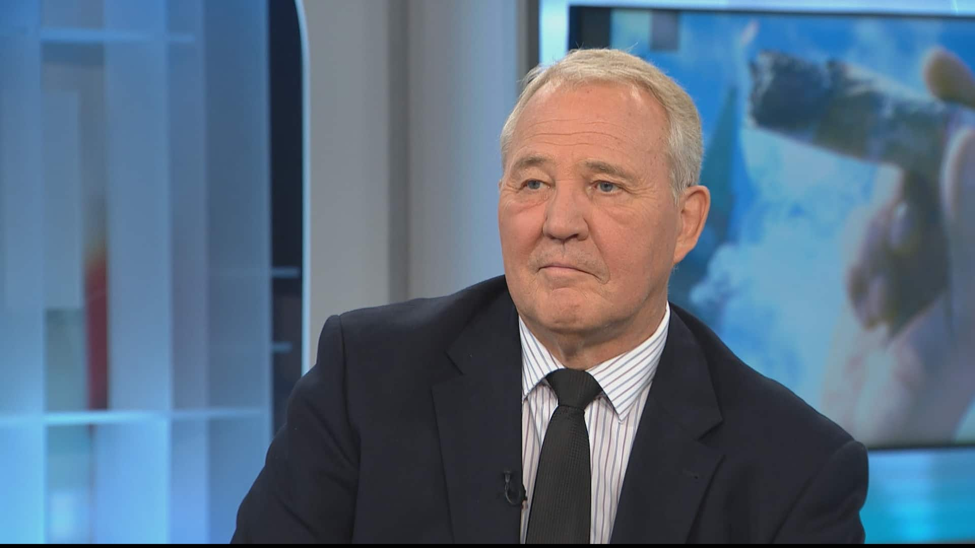 Bill Blair on legalized pot challenges for police