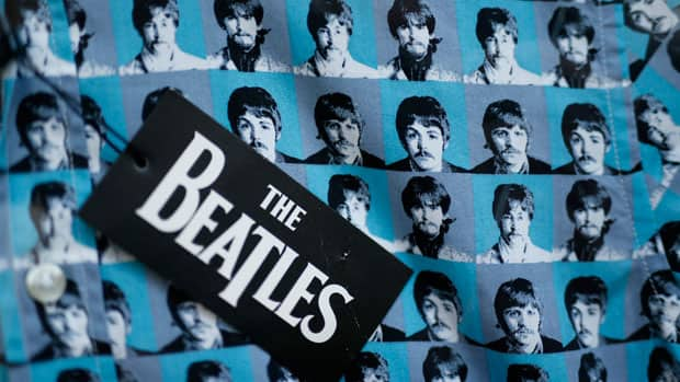 The Beatles OK music for streaming