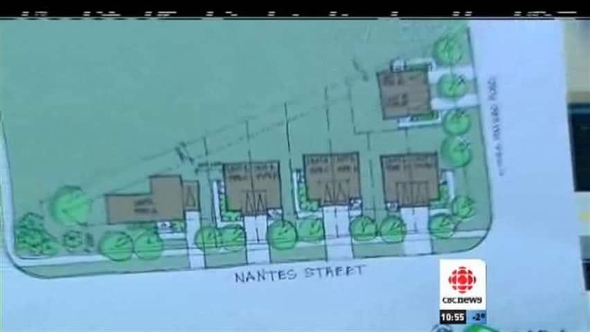 Habitat For Humanity Plans Concern Ottawa Community Cbc News
