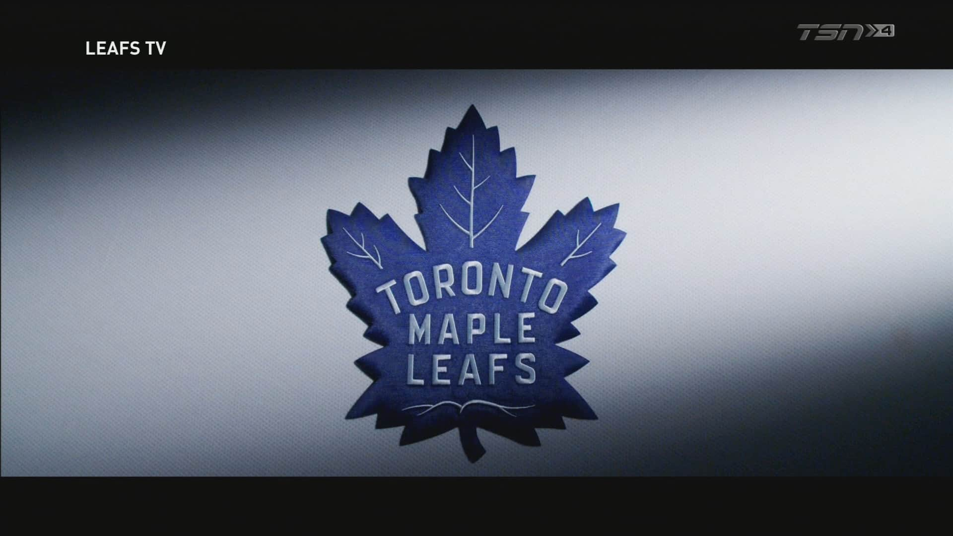 new arrival b9be6 2dbcd Toronto Maple Leafs Reveal New Team Logo - CBC Player