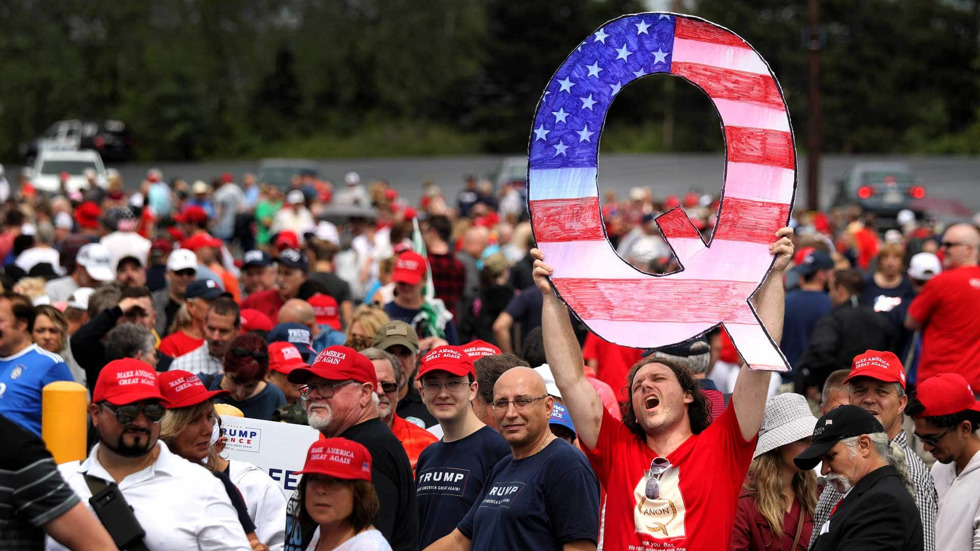 Republicans put forth another QAnon conspiracy supporter as ...