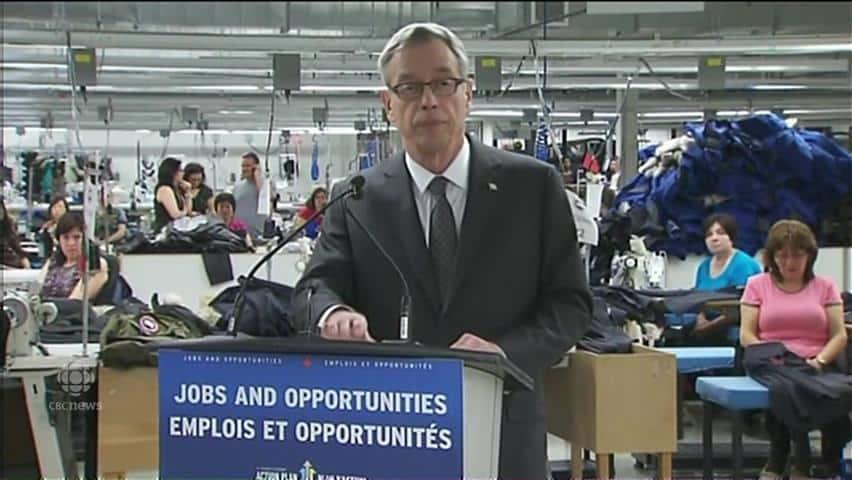 Canada Goose' 2015 federal tax