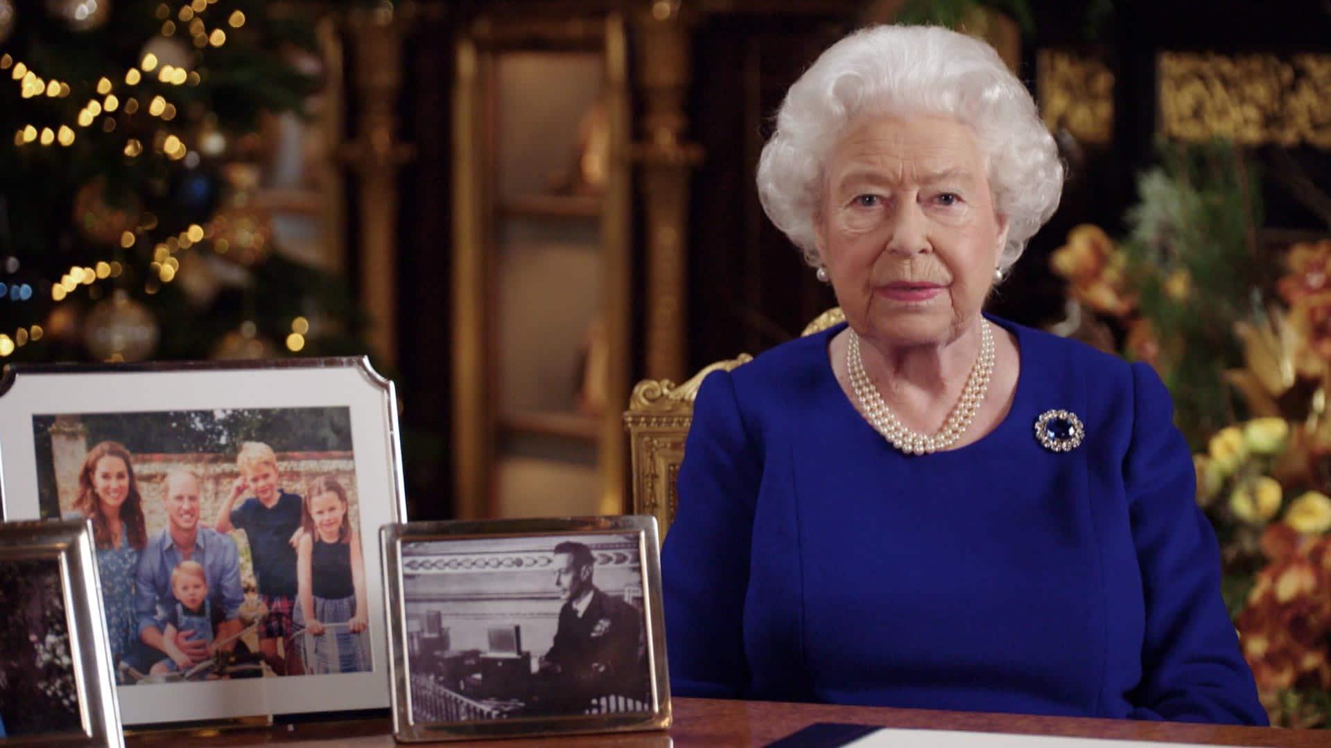 Поздравление с рождеством королевы елизаветы